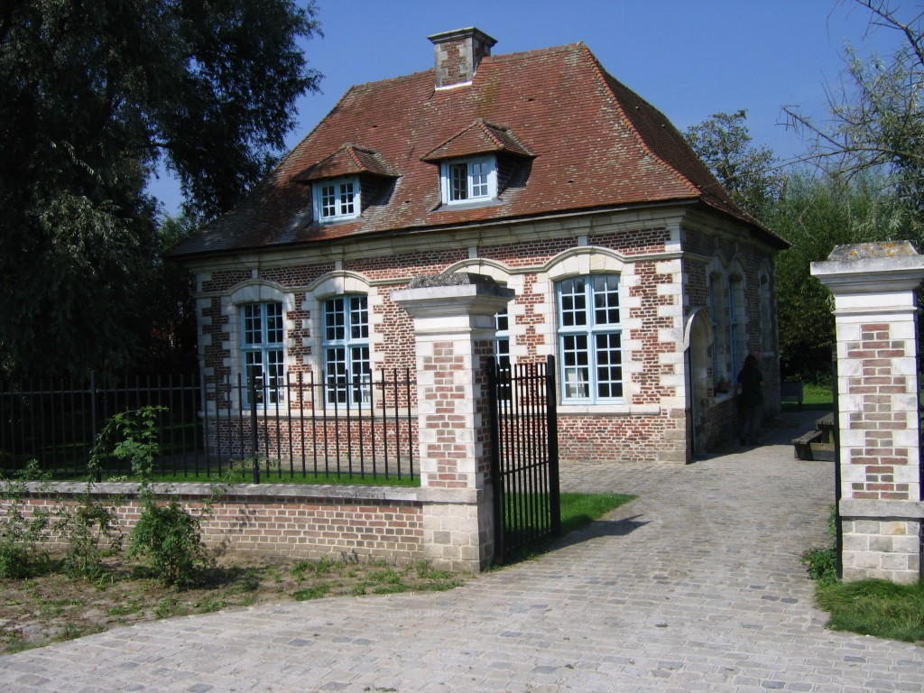 Pavillon de Chasse ( Visite - Cousinerie) (2)